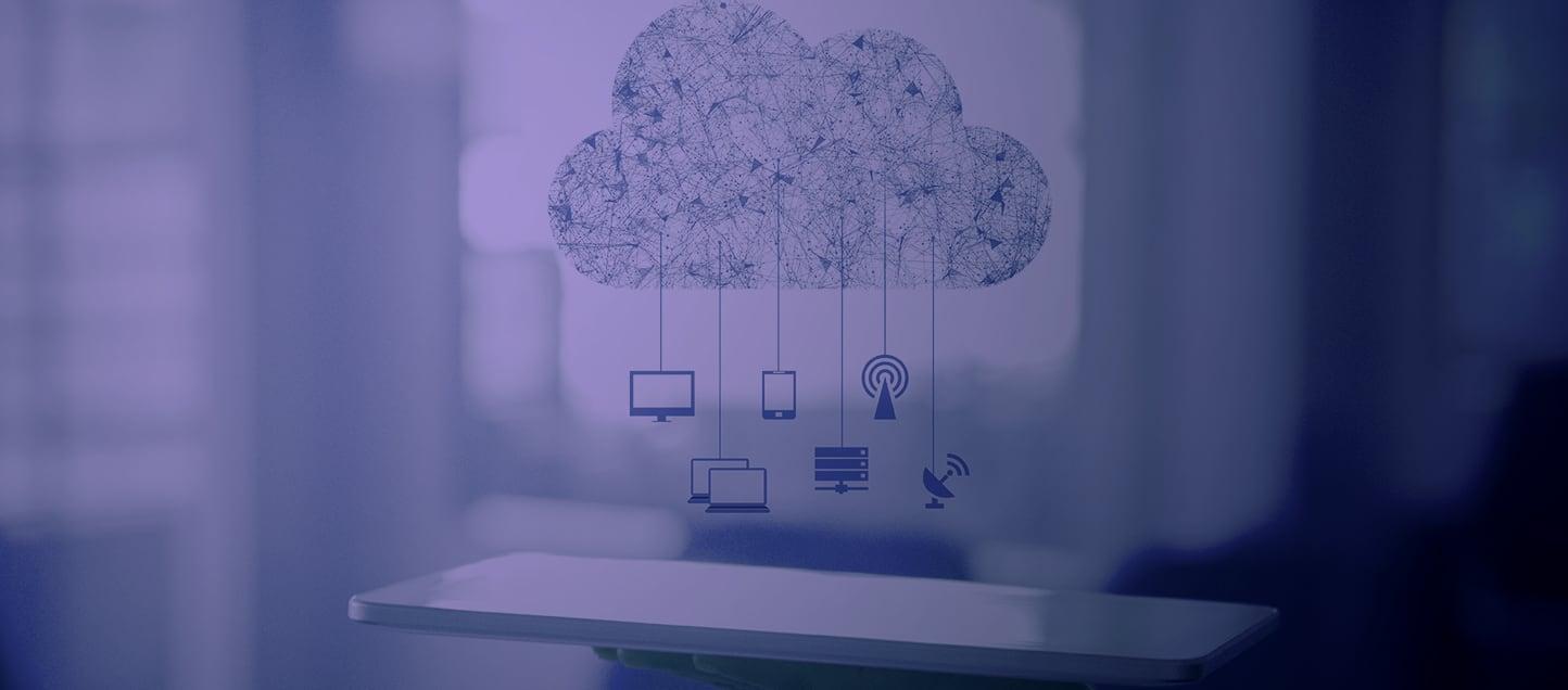 到本世纪末,数据中心流量的主要来源将是云流量